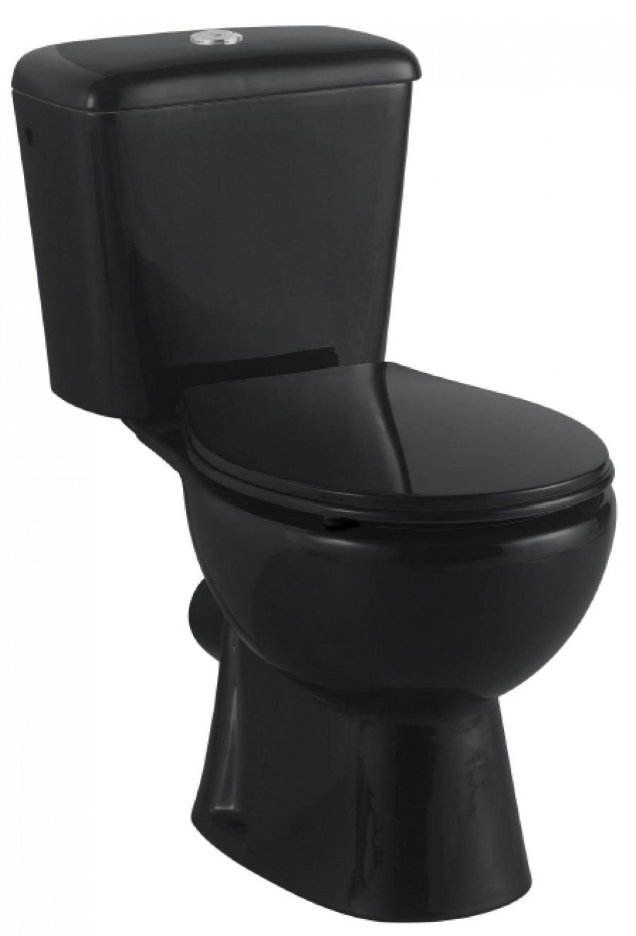 Wc noir - Pack wc suspendu noir ...