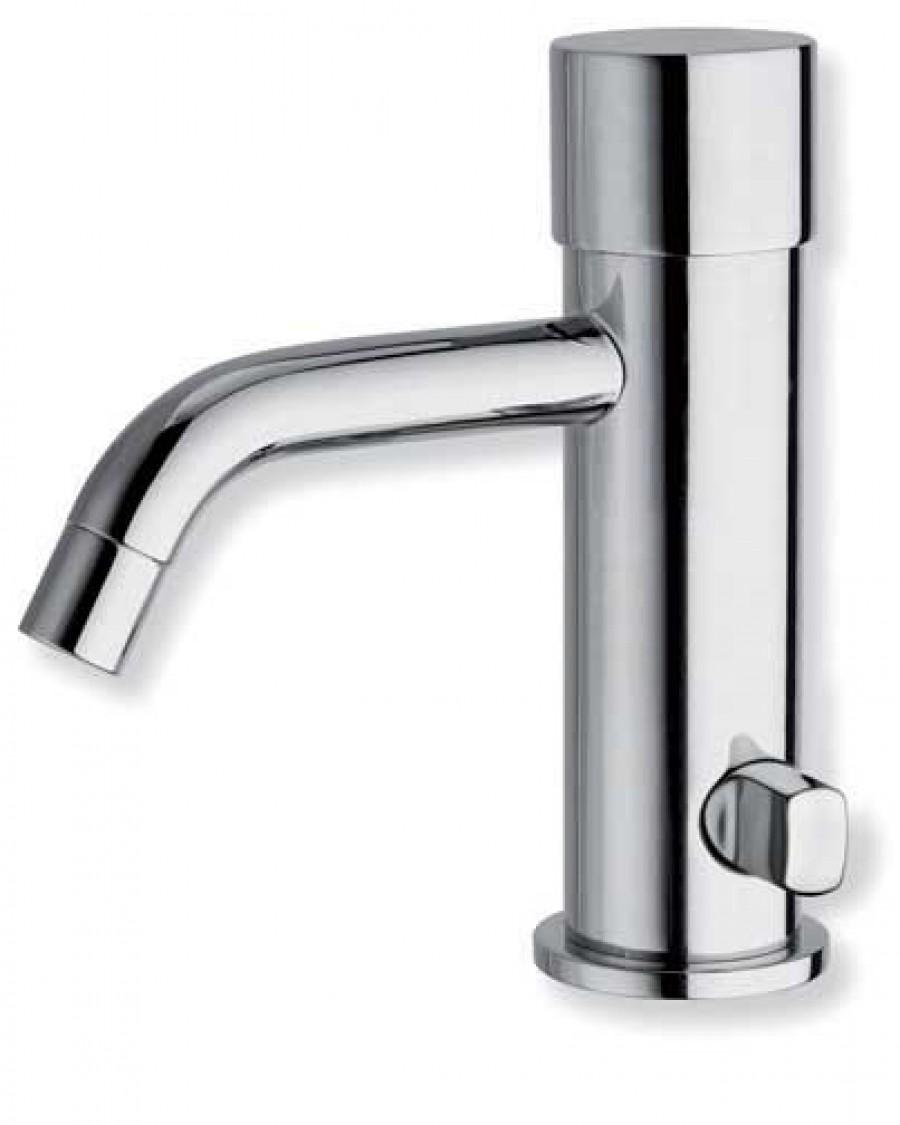 Robinet lave mains Luxe temporisé eau chaude froide QUICK
