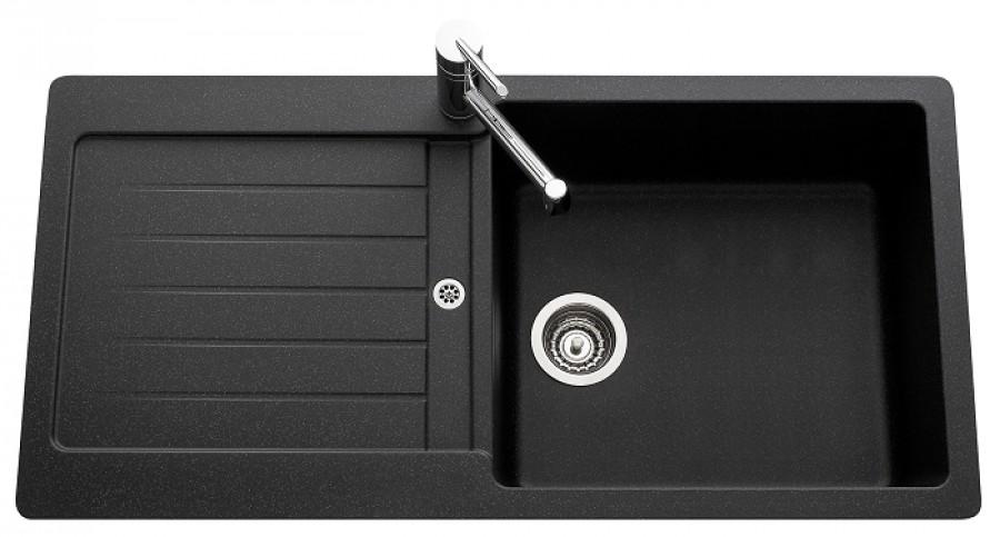 evier de cuisine typos 1 grande cuve ev 51011 croma. Black Bedroom Furniture Sets. Home Design Ideas