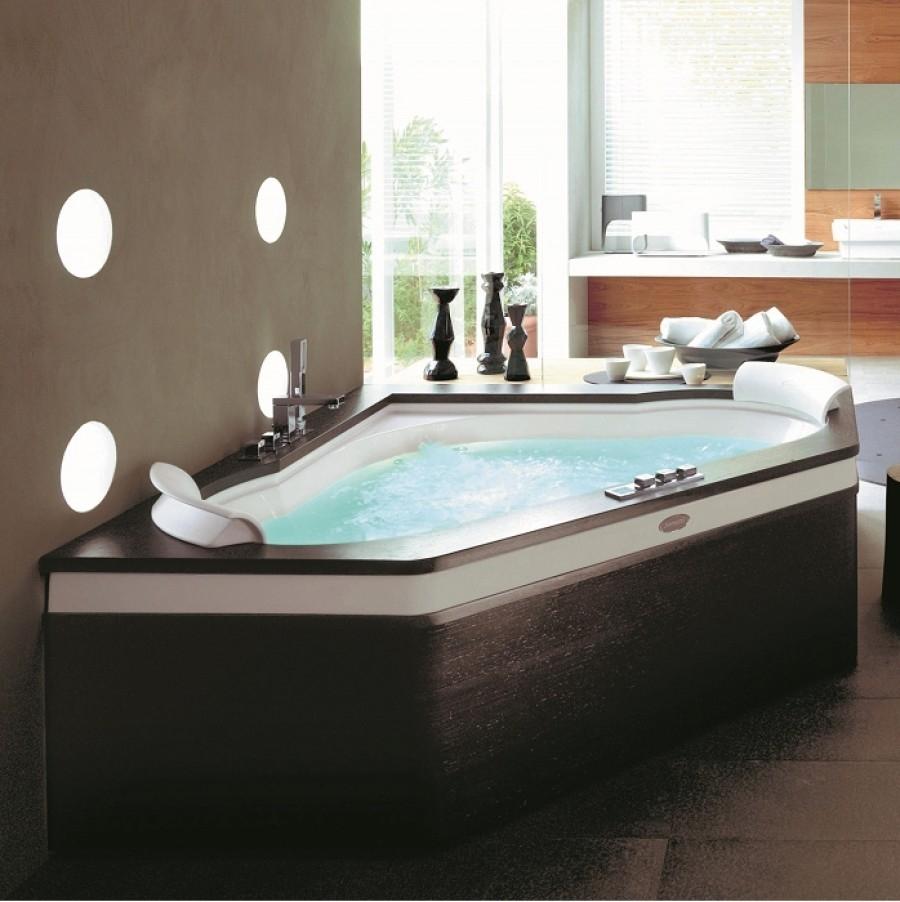 jacuzzi baignoire Sanitaire.fr