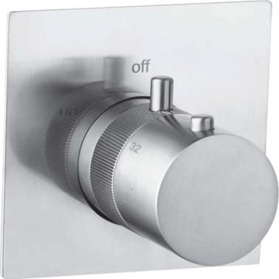 Mitigeur douche thermostatique mural r003014 encastrer - Reglage mitigeur thermostatique douche ...