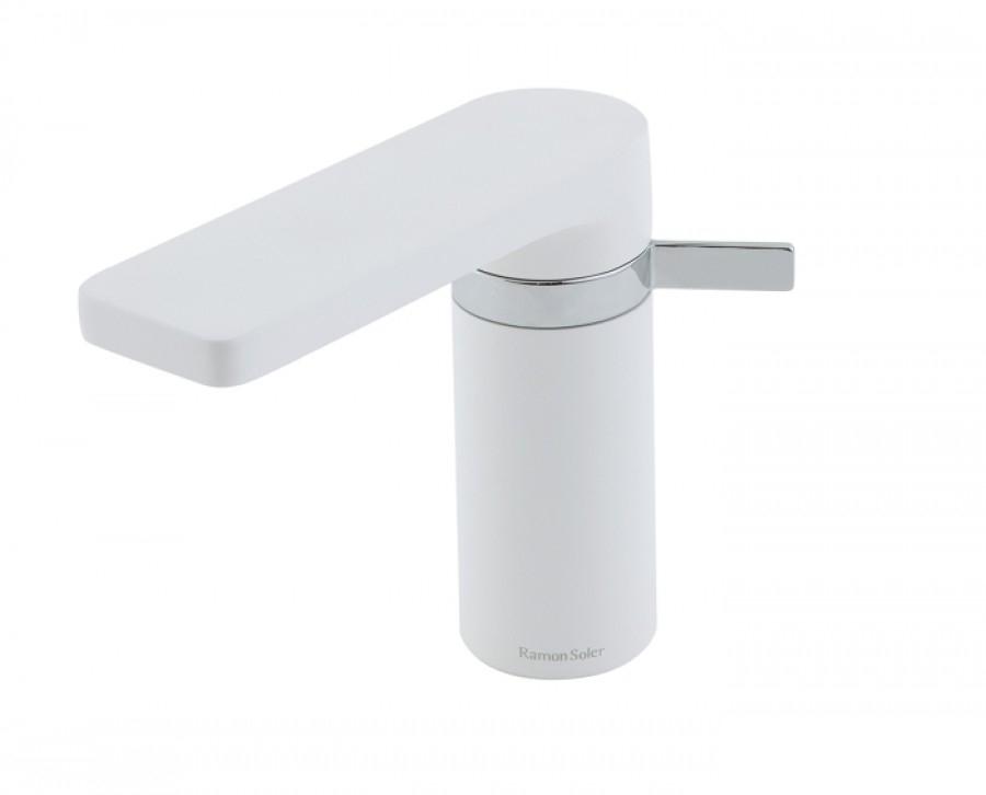 Mitigeur lavabo blanc AROLA 2601BSanitaire