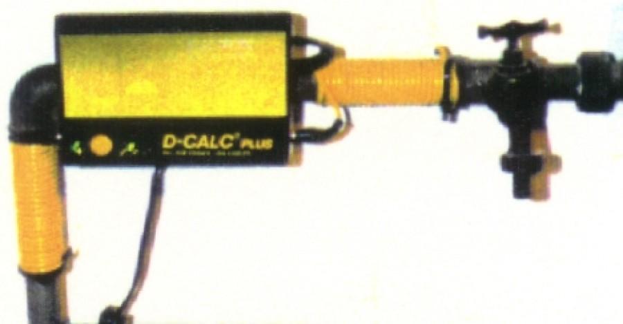 Anti calcaire lectronique d calc plus 4 5 personnes maxi for Appareil anti calcaire electronique