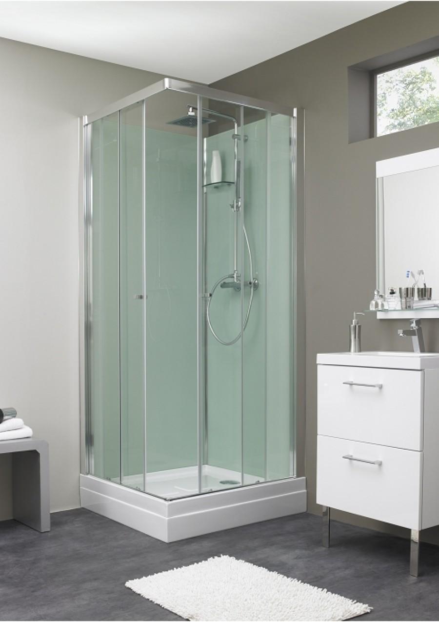 Budget salle de bain 8m2 for Implantation salle de bain 8m2