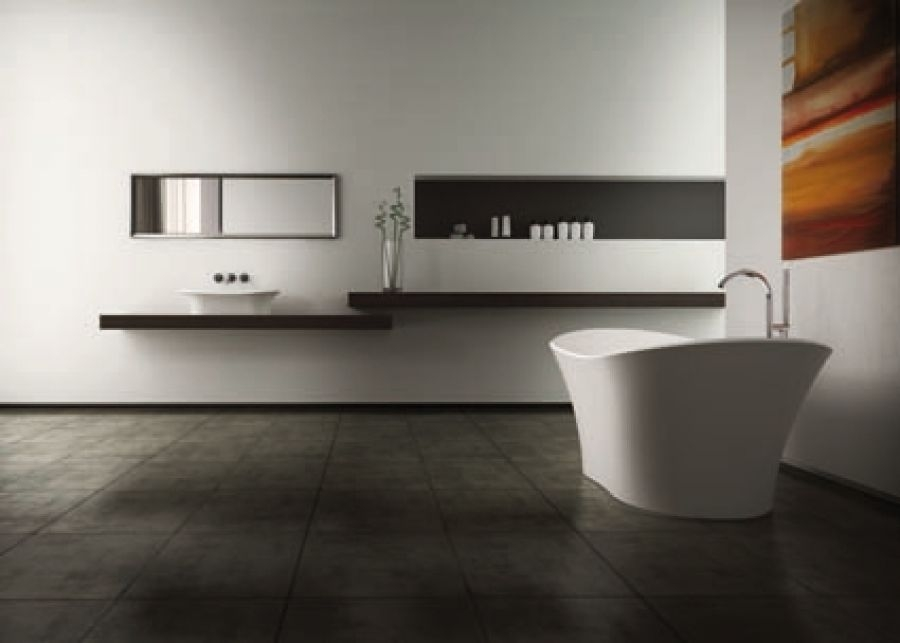 baignoire il t ovale infinito meuble de salle de bain douche baignoire. Black Bedroom Furniture Sets. Home Design Ideas