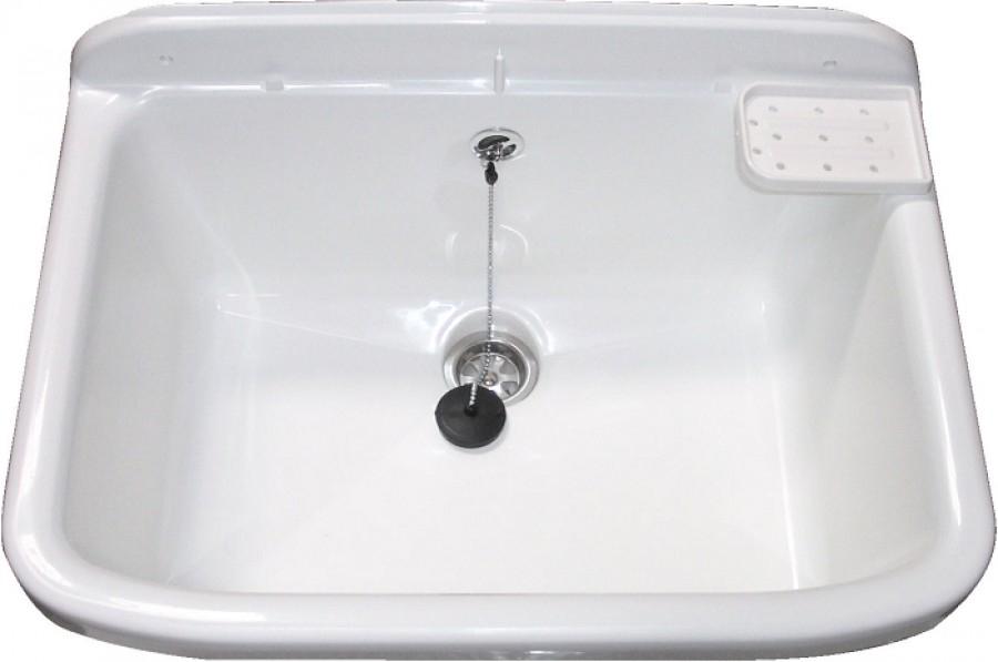 bac laver synth tique avec grille pe. Black Bedroom Furniture Sets. Home Design Ideas