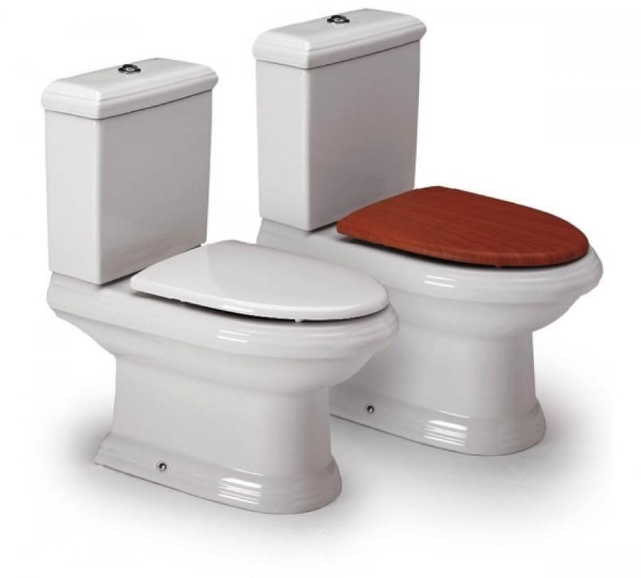 pack wc r tro cuvette duale america abattant meuble de salle de bain. Black Bedroom Furniture Sets. Home Design Ideas
