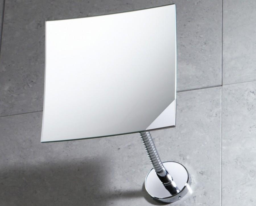 miroir mural orientable grossissant 2111 meuble de salle de bain douche. Black Bedroom Furniture Sets. Home Design Ideas