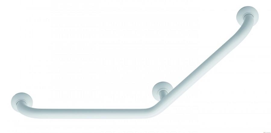 Barre d'appui coudée 135 degré 740mm 049270 *
