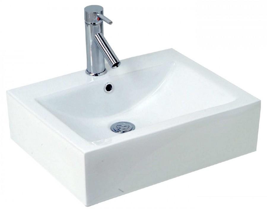 Support de vasque poser meuble de salle de bain sous for Support vasque salle de bain