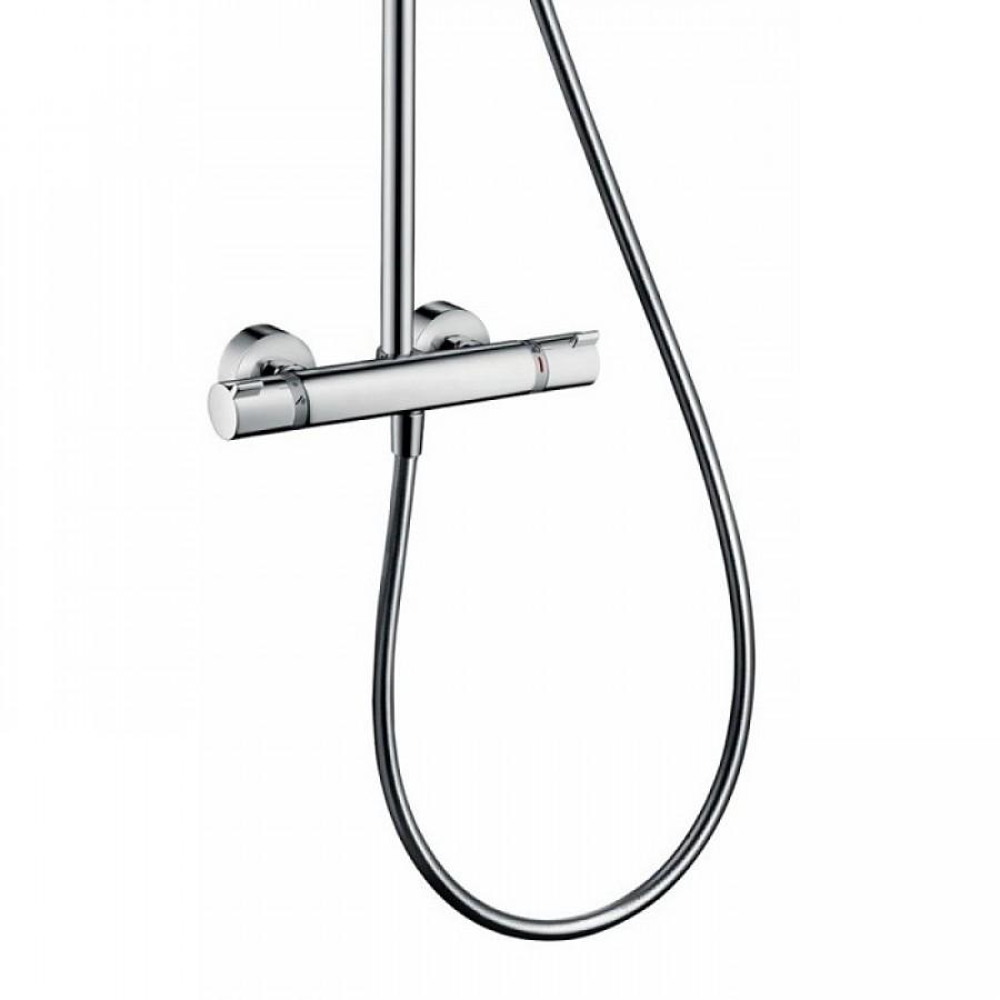 colonne de douche thermotatique showerpipe raindance select 300 air 27114000. Black Bedroom Furniture Sets. Home Design Ideas