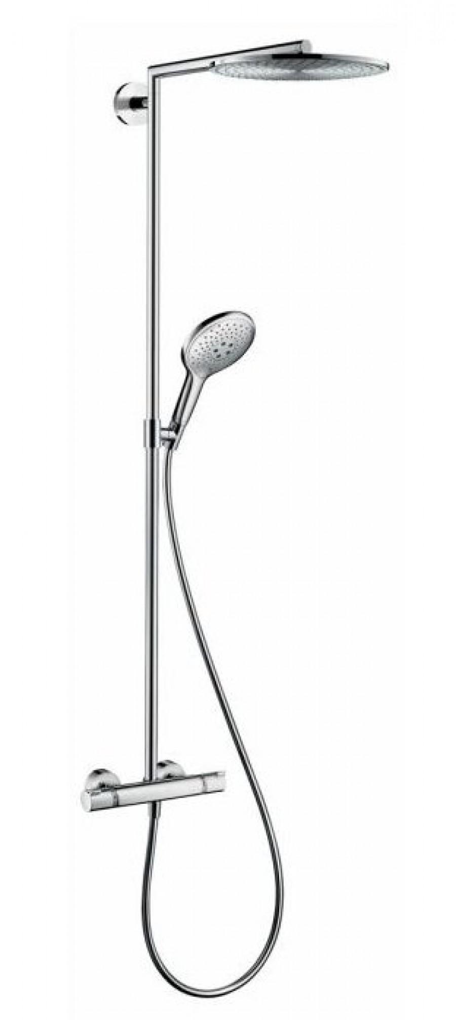 Colonne de douche thermotatique Showerpipe Raindance Select 300 AIR 27114000