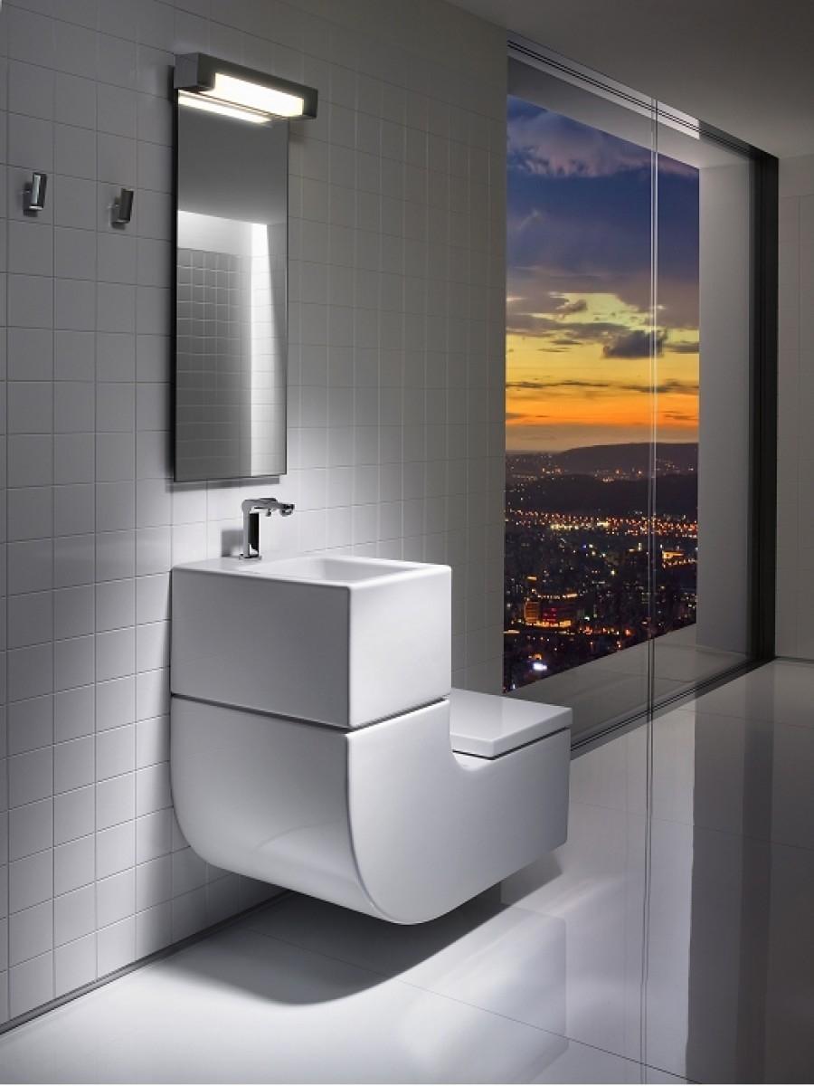 cuvette de wc et lavabo suspendu deux en un w w. Black Bedroom Furniture Sets. Home Design Ideas