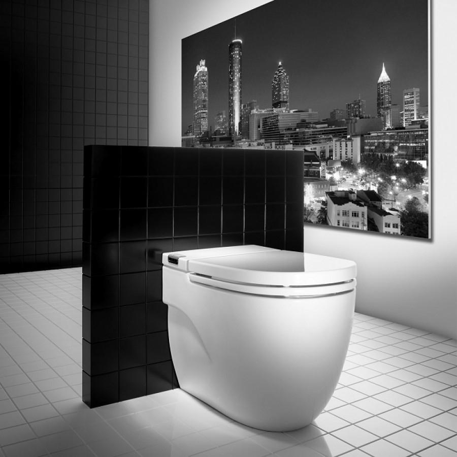 cuvette poser avec r servoir int gr in tank m ridian n. Black Bedroom Furniture Sets. Home Design Ideas