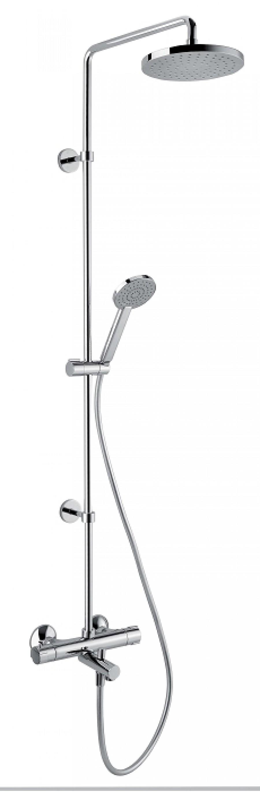 colonne bain douche thermostatique soft meuble de salle de bain douche. Black Bedroom Furniture Sets. Home Design Ideas