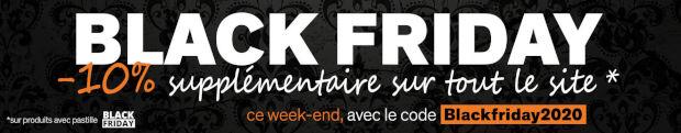 Remise exceptionnelle pour le black Friday