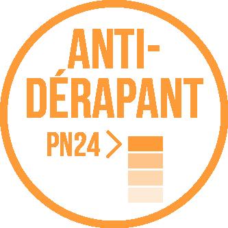 Antidérapant PN24 vignette sanitaire.fr