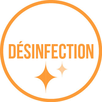 desinfection